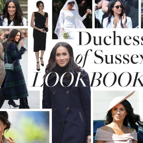 The Meghan Markle Lookbook